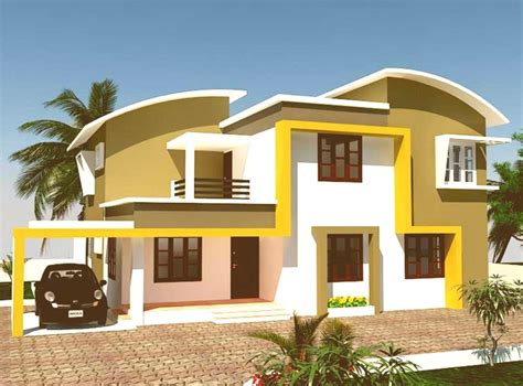 kerala home design painting home design attractive colour of painting ideas house
