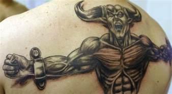 tatuajes de demonios tatuajes logia barcelona