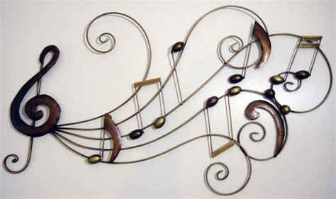 Musical Note Wall Stickers 34 beautiful wall art ideas and inspiration