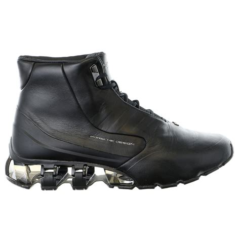 bounce boot c porsche design bounce s3 mid leather fashion sneaker boot