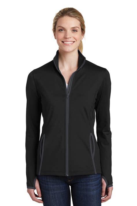 Jaket Sweater Makalu Strech sport tek sport wick stretch zipper jacket thumbhole sweater lst853 ebay