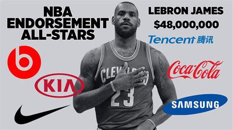 beats celebrity endorsements list the nba s endorsement all stars 2016