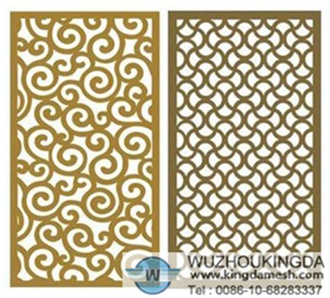 Decorative Sheet Metal Panels by Perforated Sheet Metal Perforated Sheet Metal Manufacturer
