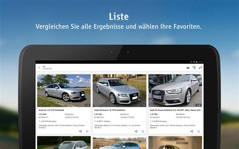 Mobile App Motorrad Verkaufen by Autoscout24 Mobile Auto Suche Android Apps Auf Play