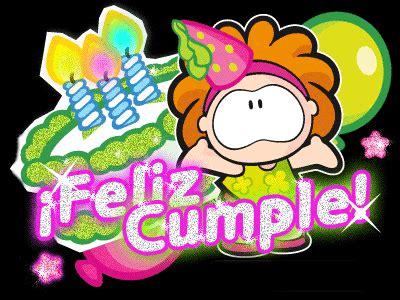 imagenes de cumpleaños vanessa gifs animados de tartas de cumplea 241 os para felicitar ツ