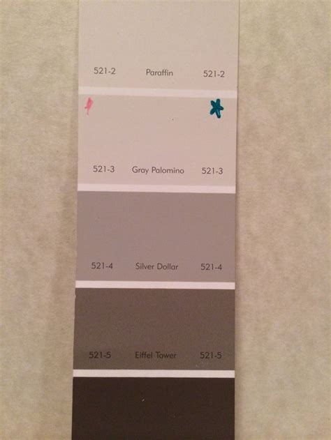 downstairs and hallway paint color ppg gray palomino 521 3 colors other