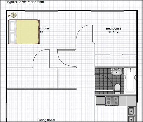 gliffy floor plan work out your floor plan in a gliffy
