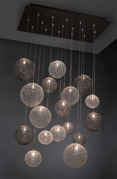 Designer Chandelier Lighting Mod Chandelier Modern Chandeliers New York By Shakuff