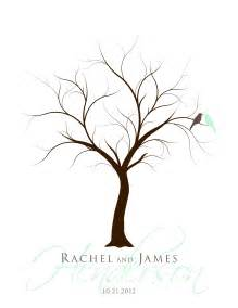Thumbprint Tree Template by New 159 Fingerprint Tree Wedding Guest Book