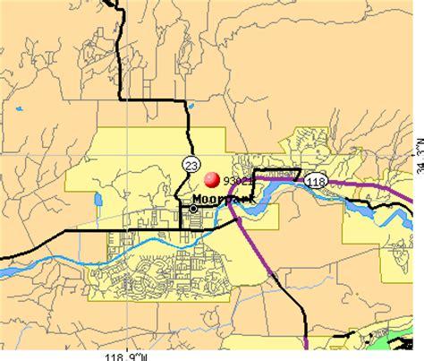 thousand oaks zip code map 93021 zip code moorpark california profile homes