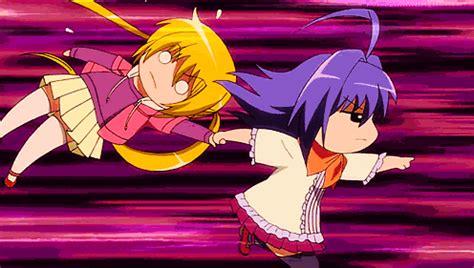 anime lets and go kawaii anime gif find share on giphy