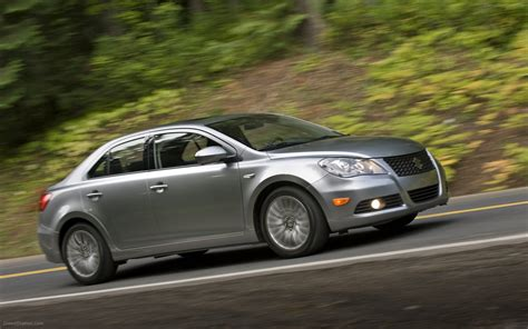 suzuki kizashi 2012 widescreen car picture 19 of