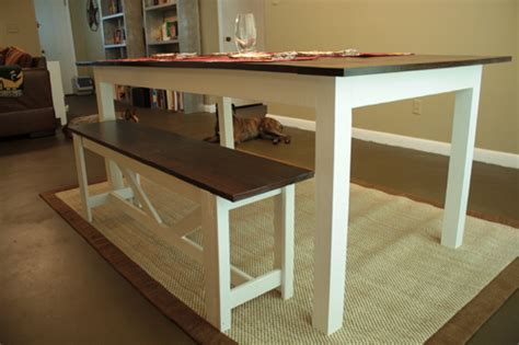 dining table bench plans diy farmhouse dining table bench plans plans free