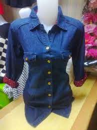 Harga Hem Levis model baju levis wanita terbaru di jual harga murah