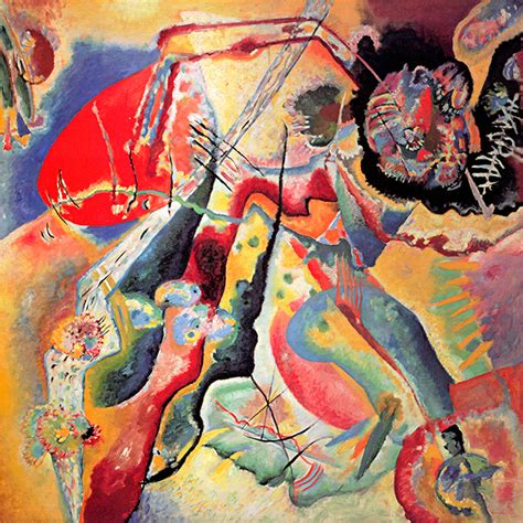 imagenes abstractas de wassily kandinsky descubriendo las obras del museo wassily kandinsky la