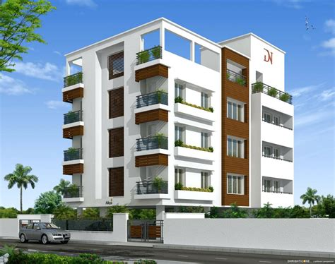 4 storey apartment building plan exceptional home