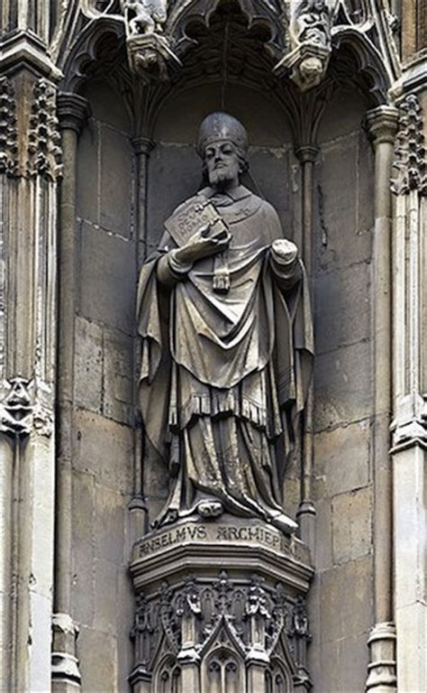 Anselm Of Canterbury st anselm of canterbury scholarship rooted in prayer