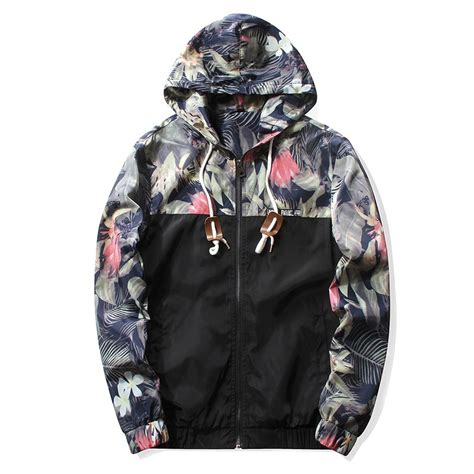 Jaket Hoodie Maroon Qing Army Limited lightweight floral bomber jacket royal fashionist store