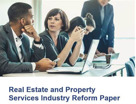 nsw real estate and property services reforms we need