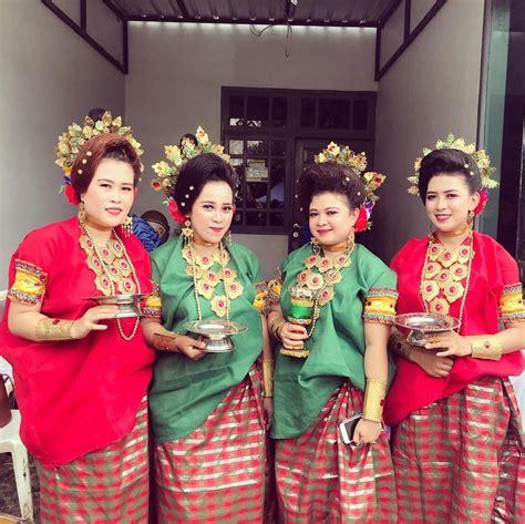 provinsi gambar pakaian adat indonesia info gtk