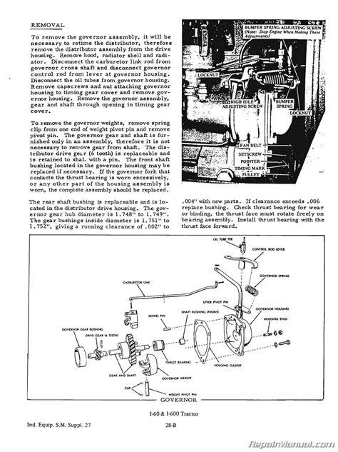Allis Chalmers Tractor Operators Manual
