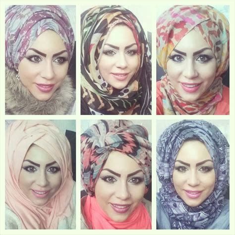 Different Pattern Of Hijab | different styles of hijab for 2015 hijabiworld