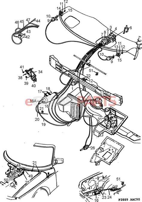 saab trionic wiring diagram wiring diagram