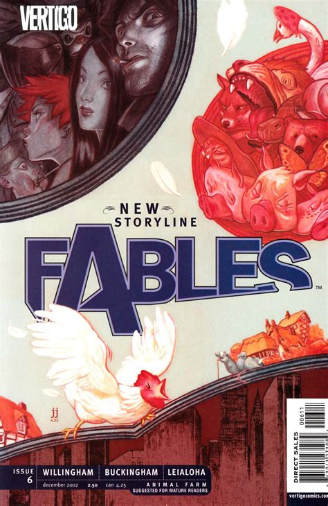 Fables Tp Vol 02 Animal Farm Dc Comics fables 6 dc comic dreamlandcomics store