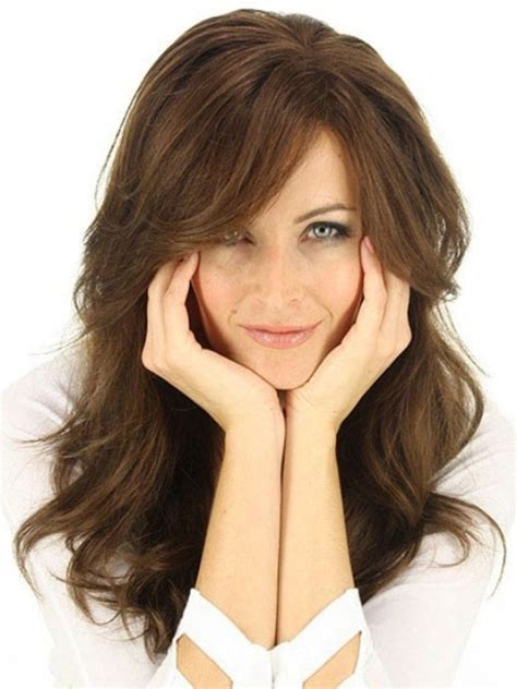 hairstyles with bangs for round faces 2013 wig styles for round faces short hairstyle 2013