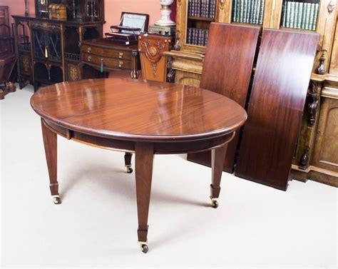 mahogany dining table antique edwardian mahogany dining table circa 1900 for
