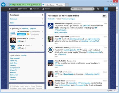 que es layout de twitter 191 qu 233 significa ff en twitter c 243 mo se usa y cu 225 l es su