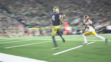 Irish Sweepstakes Winners List - notre dame vs usc