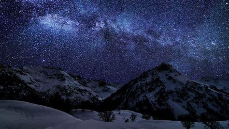 imagenes e 4k cielos estrellados fondos 4k lanaturaleza es
