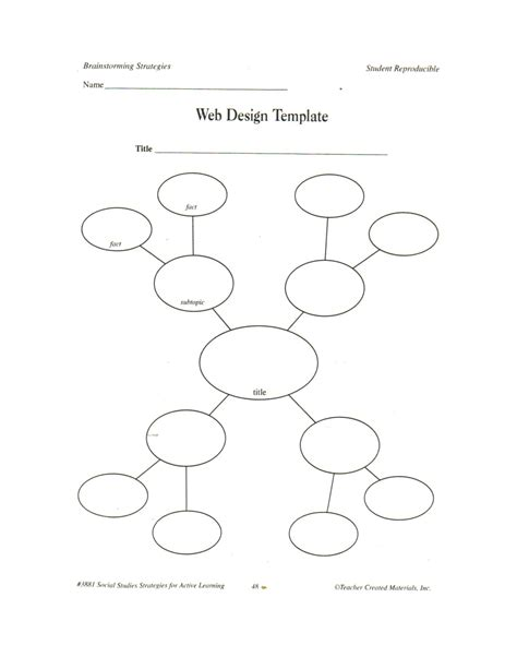 graphic organizers template word graphic organizer templates lisamaurodesign
