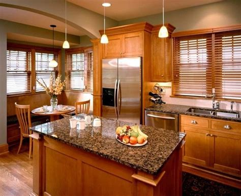the best kitchen wall color for oak cabinets bernier designs