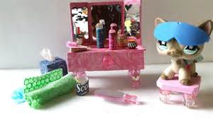 how to make an lps vanity and bathroom accessories doll diy