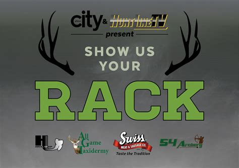 Show Us Your Rack by All Taxidermy Archives Jefferson City
