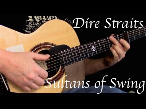 sultans of swing acoustic guitar money for nothing dire straits fingerstyle guitar doovi