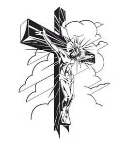 Jesus cross tattoos