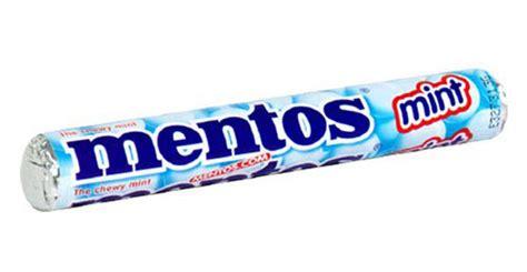 Menta Cool Mint Sugar Free 10g mentos experiment unwrapped favorites