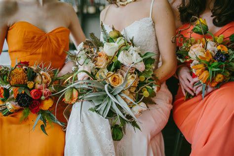 7 Ideas For A Fall Wedding by 5 New Fall Wedding Ideas Real Weddings 7 Flower