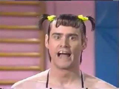jim carrey characters in living color in living color jim carrey as vera de milo in buffed