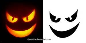 pumpkin stencils easy 10 easy pumpkin carving stencils patterns