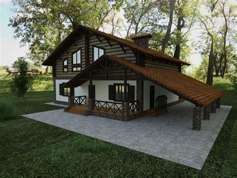 ardes group home design домик с баней в стиле шале ardes group