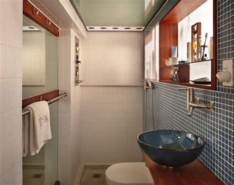 space saving bathroom layouts space saver engineer spends 7 years building dream loft