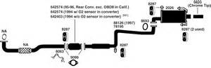 2001 Nissan Sentra Exhaust System Diagram Nissan Altima Exhaust Parts Diagram Nissan Get Free