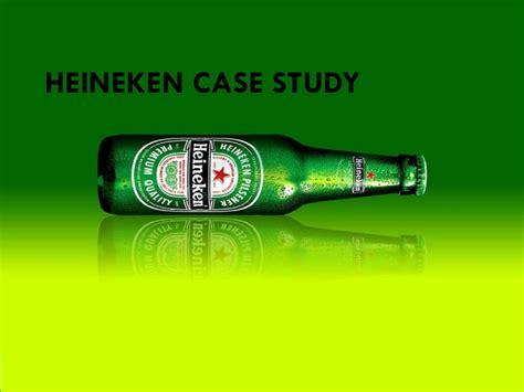 Business Cooperation Agreement Template heineken case study business analysis