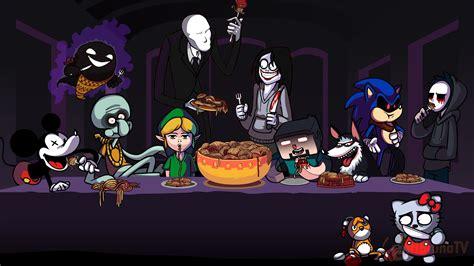 imagenes creepypastas jack top 10 mejores creepypastas especial halloween youtube