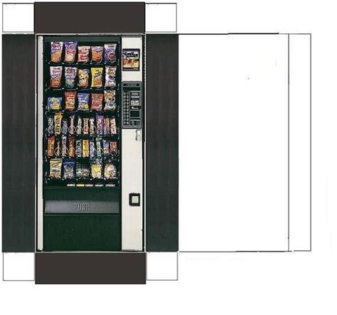 Free Printable Soda Vending Machine Labels