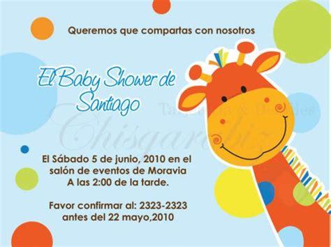 invitaciones para t de canastilla tarjetas para baby 10 tipos de invitaciones para baby shower ideas